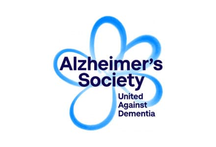 We support the Alzheimer's Society